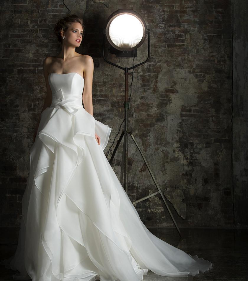 the latest 651e9 a3f7d collezione Egò, abiti da sposa a Mantova, abiti Valentini ...